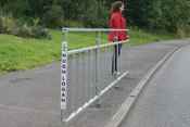 Steel Cycle Stands | Steel Bollards  | Guardrail Systems
