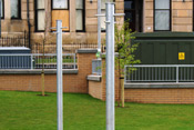 Civil Products Glasgow | Bin Stores | Clothes Poles | Ladders