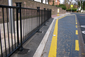 Contact Hugh Logan | Enquire Hugh Logan  | Guardrail Systems