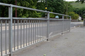 Flexirail Guardrails | Pedestrian Guardrails  | Gallery Flexirail