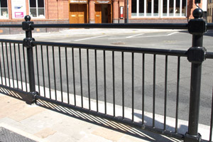 Ornamental Guardrails | Steel Guardrails  | Stainless Steel Guardrails